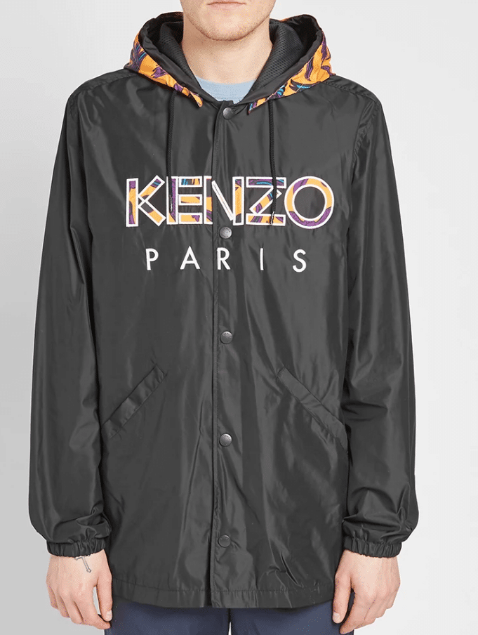 COUPE VENT KENZO
