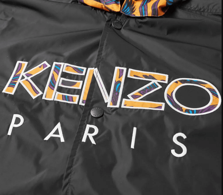 DETAIL COUPE VENT KENZO
