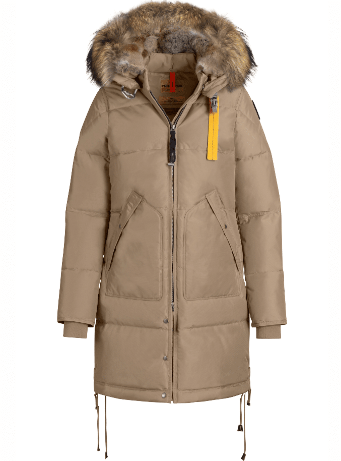 PARKA LONG BEAR PARAJUMPERS COL BEIGE