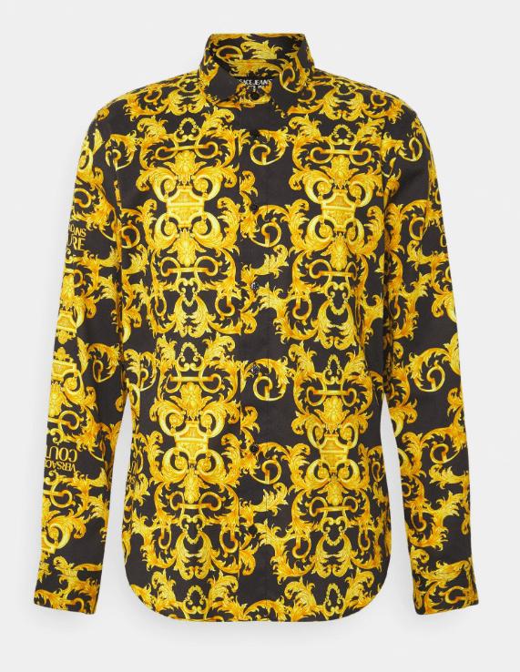 chemise versace baroque 1