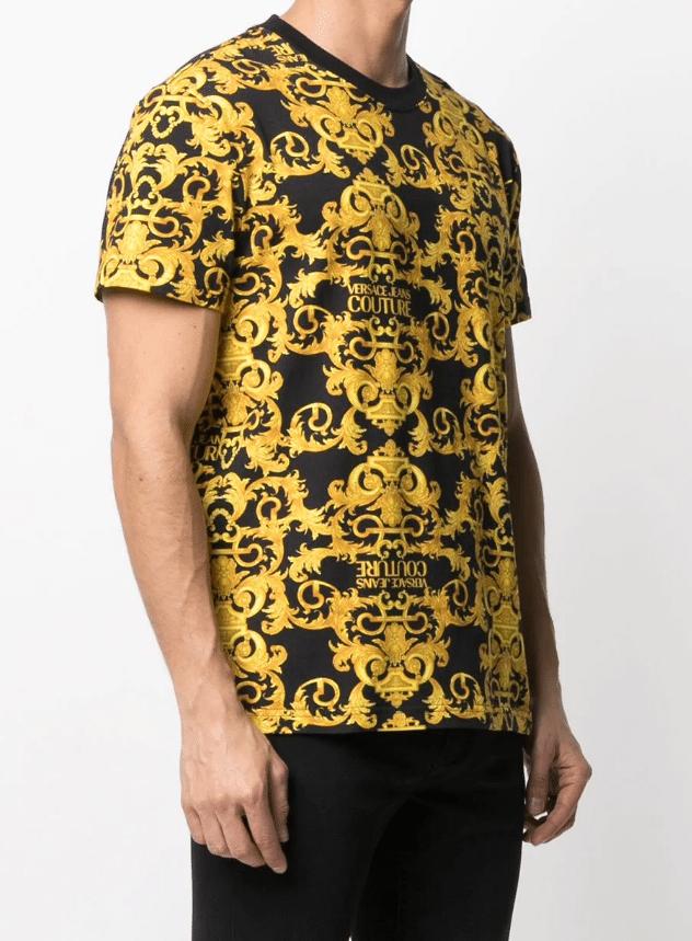 tee shirt baroque