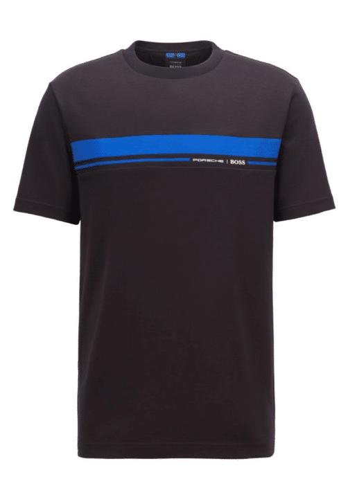 tee shirt porsche noir